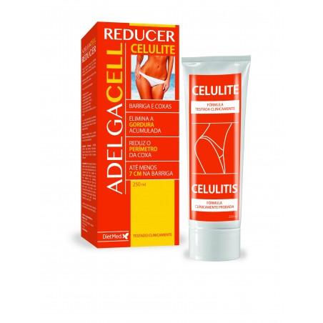 Adelgacell Reducer 250ml (na compra de creme + capsulas - OFERTA de 1 massajador)