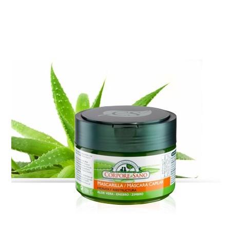 Corpore Sano Máscara Capilar Aloe-Zimbro 250ml