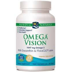 Nordic Naturals Omega Vision 60 Cápsulas