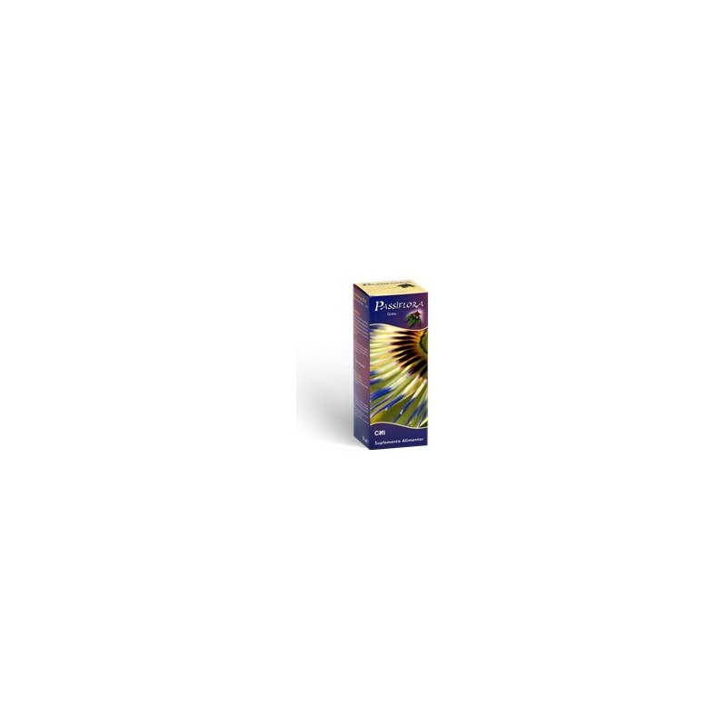 Passiflora gotas