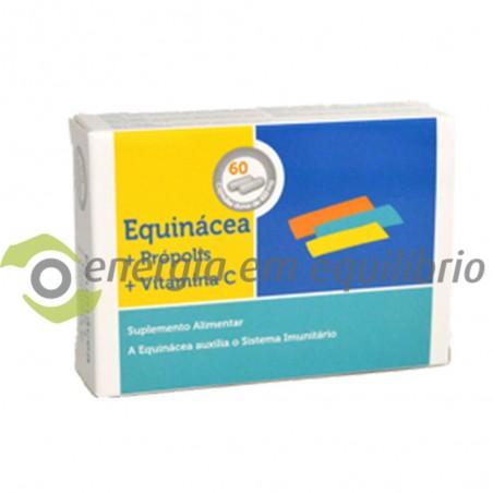 Equinácea + Própolis + Vitamina C 60cápsulas