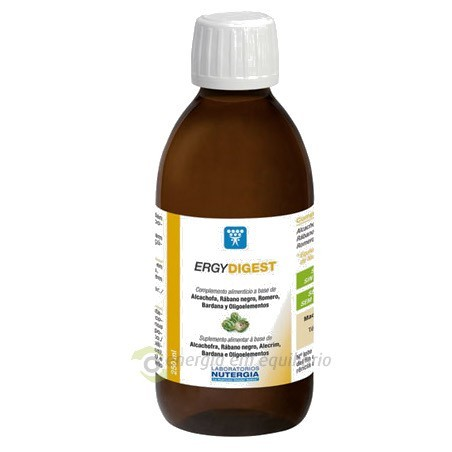 Ergydigest 250ml Nutergia