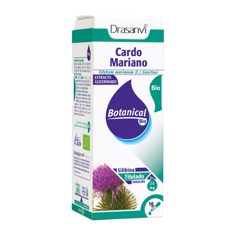 Botanical Bio Cardo Mariano 50ml