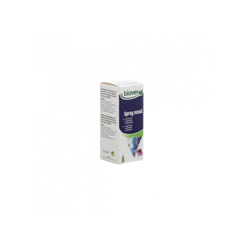 Spray nasal frasco inalador de 24 ml Biover