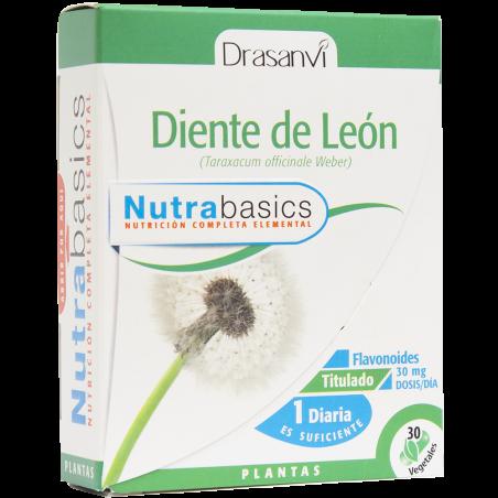 Nutrabasics Dente de Leão 30caps Drasanvi