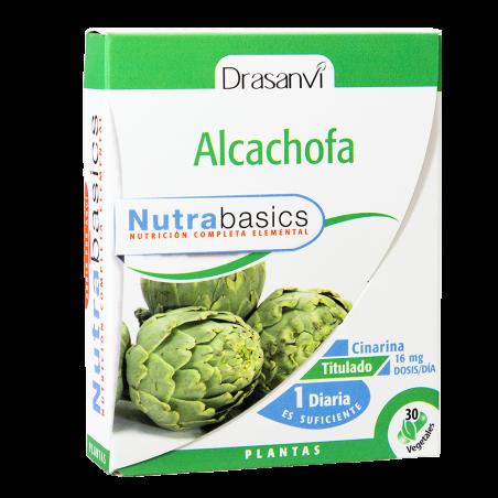 Nutrabasics - Alcachofra 30caps Drasanvi