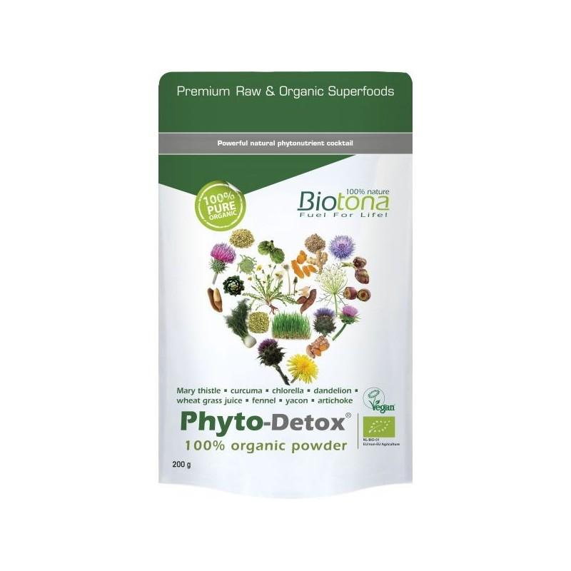 Biotina Phyto-Detox 200g
