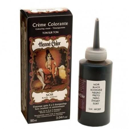 Coloração Cabelo Henne Nuance Preto