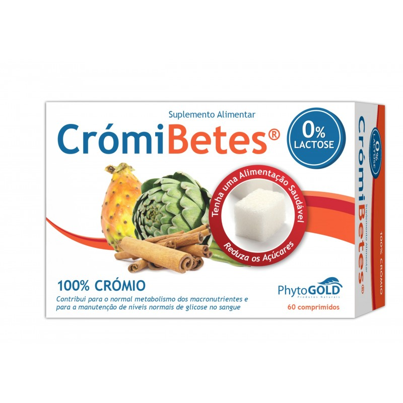 CrómiBetes 60comp PhytoGOLD