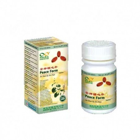 Peace Form 60comp de 600mg IIMA
