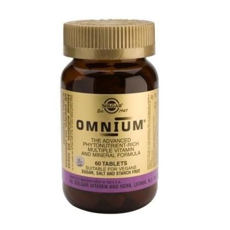 Omnium Phyto-Nutrients 60comp - Solgar
