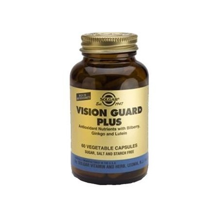 Vision Guard Plus 60caps - Solgar