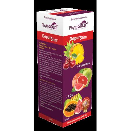 Depurslim 6 Frutos 500ml Phytogold