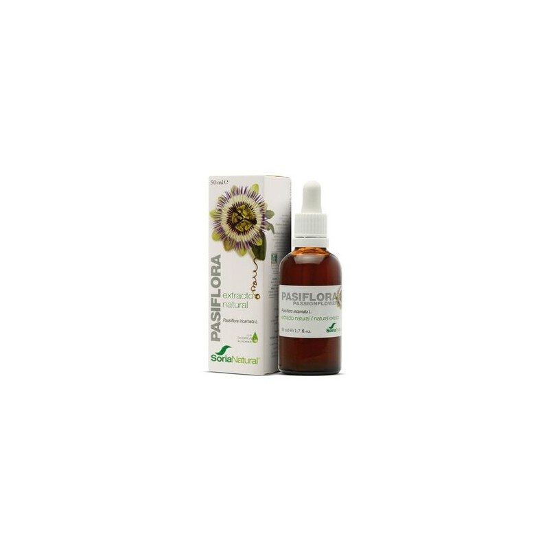 Passiflora Extracto Natural 50ml Soria