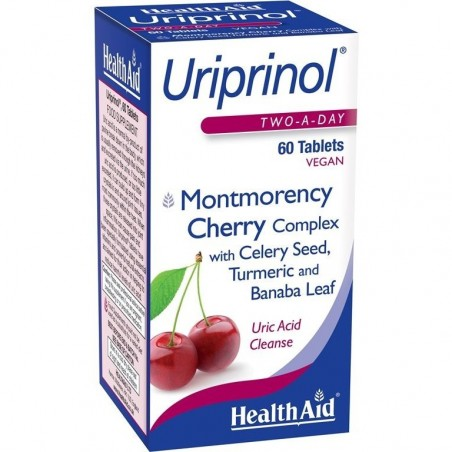 Uriprinol 60 caps Health Aid