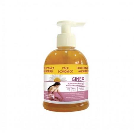 Ginex 500ml Sabonete Líquido de Higiene Íntima DietMed