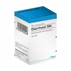 Diarrheel SN 50comprimidos