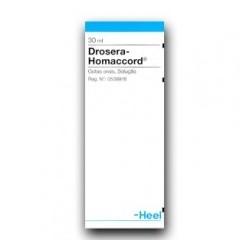 Drosera Homaccord 30ML Heel