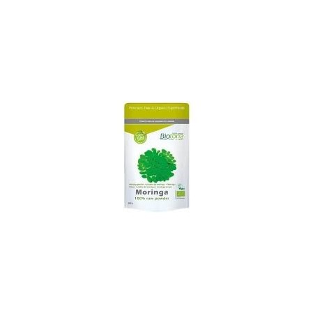 Moringa Raw Powder Bio 220gr Biotona
