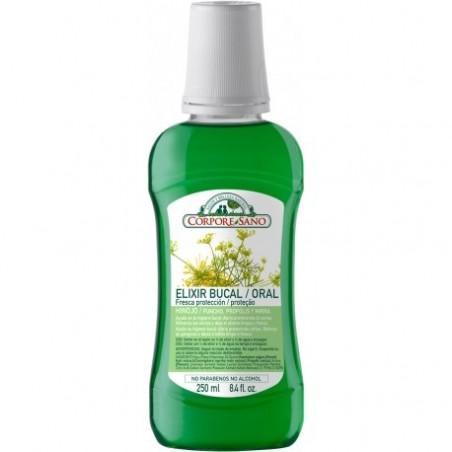 Elixir Bucal Fresca Proteção 250ml Corpore Sano
