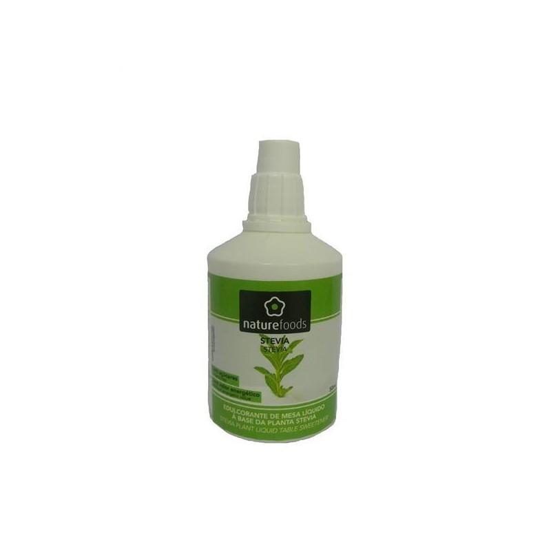 Nature Foods Stevia Adoçante gotas 50ml