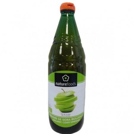 Nature Foods Vinagre Cidra Bio 0.75L