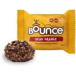 Bounce Energy Ball Cacau Laranja 42g