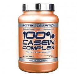 100% Casein Complex 920gr Choc. Belga