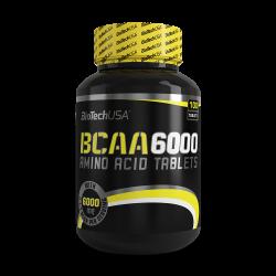 BCAA 6000 100caps Biotech
