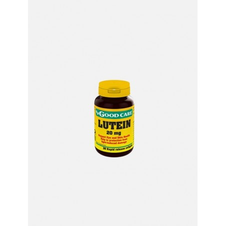 Lutein 20mg 30caps Good Care