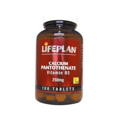 Vitamina B5 - Ácido pantoténico