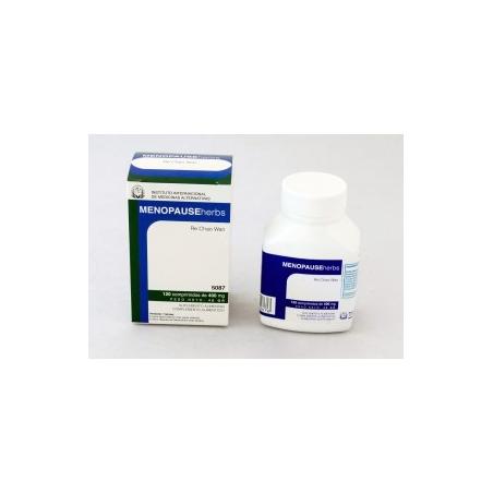 Menopause herbs 120 comprimidos