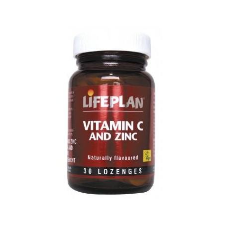 Vitamina C e Zinco mastigavel – 30 comp