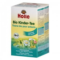 Holle Bio Infusão para Crianças 20 saq. 30gr