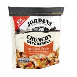 Jordans Crunchy Oat Granola Tropical 750gr