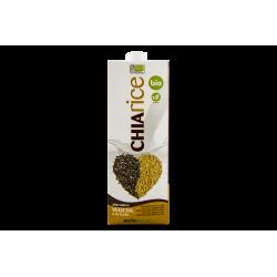 SoriaNatural Bebida Vegetal Biológica de Chia e Arroz 1L