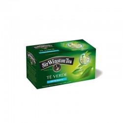 Sir Winston Tea Chá Verde Sem Cafeína 20Saquetas