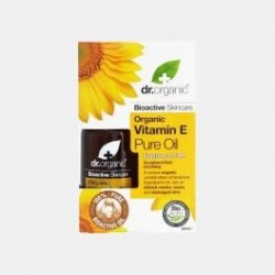 Dr. Organic Vitamina E e Óleo Essencial Bioactive 50ml