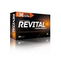 Revital Taurine Power 30 capsulas C.H.I.