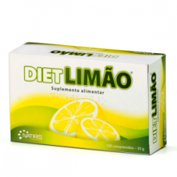 Natiris DietLimão 100 Comprimidos