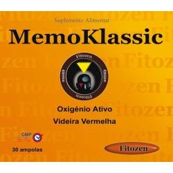 Fitozen MemoKlassic 30 Comprimidos