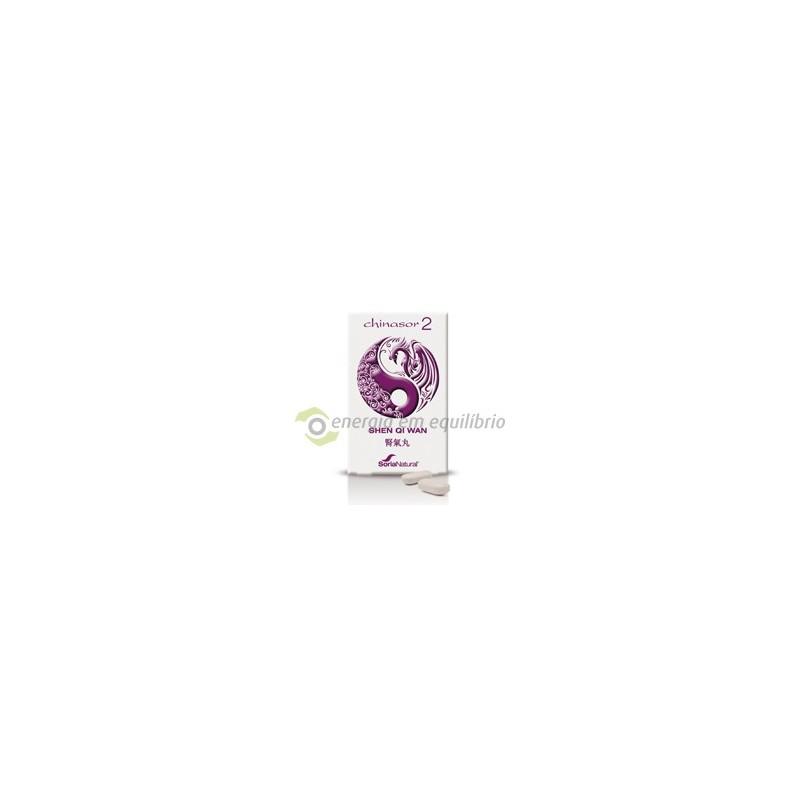 Chinasor  2 - SHEN QI WAN 30 comprimidos