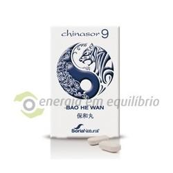 Chinasor 9 - BAO HE WAN 30 comprimidos