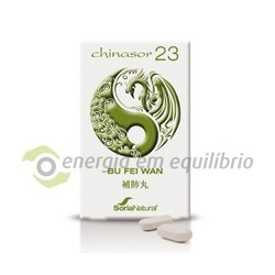 Chinasor 23 - BU FEI WAN 30 comprimidos