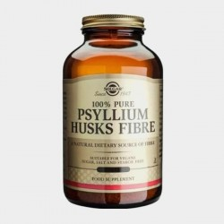 Psyllium Husks Fibre 168gr SOLGAR