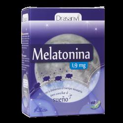 Melatonina 1,9mg 60caps Drasanvi