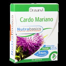 Nutrabasics Cardo Mariano 30 caps Drasanvi