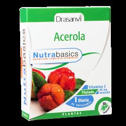 Nutrabasics - Acerola 30caps Drasanvi
