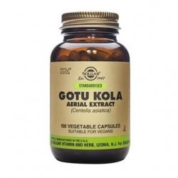 Gotu Kola 100caps - Solgar