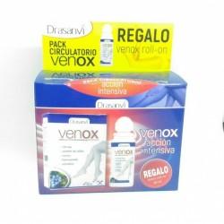 Pack Venox 45caps + Roll on